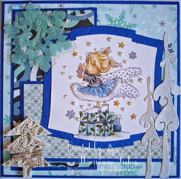 Marianne's Craftroom: Catching snowflakes