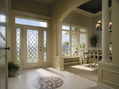 create a sparkling entryway with pella fiberglass entry doors