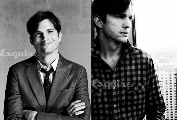 """Ashton Kutcher fala sobre sua carreira e a empolgação com o filme """"Jobs"""", que estreia em abril"""