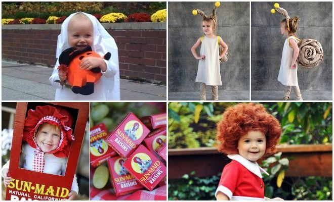 Trenger du kreative idéer for kostymer til barna