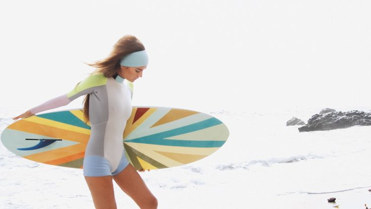 Cynthia Rowley for Roxy wetsuit, 2010