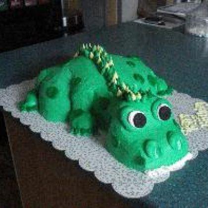 Dinosaurs!! Cake