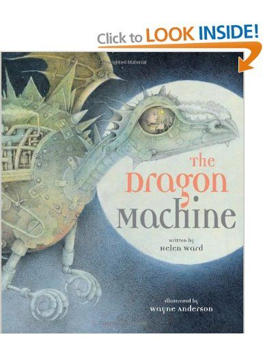 Another of my favourites - a similar theme to 'Not Now Bernard'. A story about a lonely boy with a passion for dragons showing the power of the imagination to free the spirit, and the importance of friends...