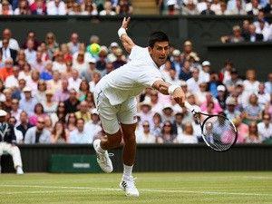Novak Djokovic retires from Wimbledon quarter-final, Tomas Berdych through #Wimbledon #Tennis #302547