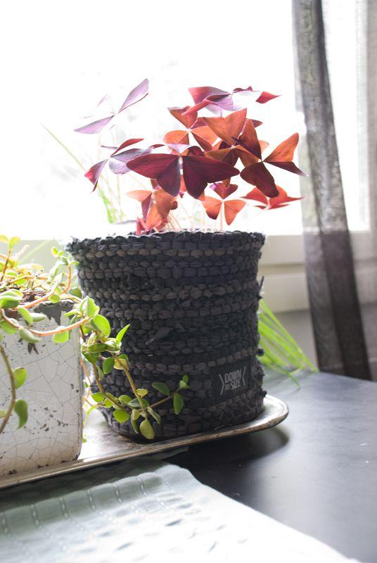 DOWN TO SIZE Körgling mini basket www.downtosize.net