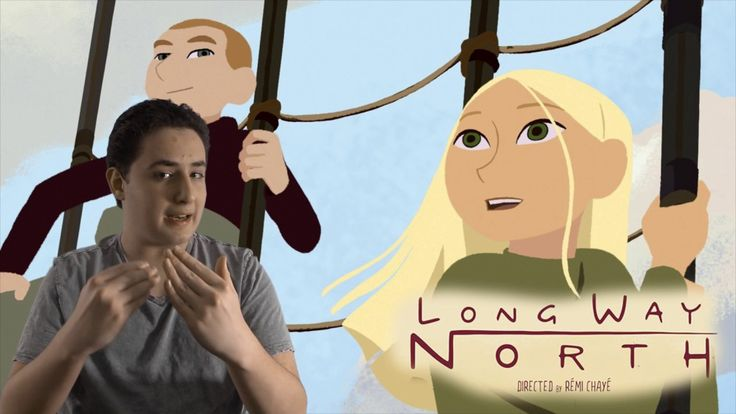 DVD Review: Long Way North by KIDS FIRST! Film Critic Gerry O. #KIDSFIRST! #LongWayNorth