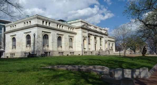 As part of a city seeped in, defined by, and continually shaping our national history, the reopening of the Carnegie Library at Mt. Vernon Square is a quintessentially D.C. event. The landmark's roots extend back to 1903, when it was first dedicated by President Theodore Roosevelt and Andrew Carnegie. Now, the historic site is being re-introduced to the modern public with a concurrently modern twist: not as a library, but as a special events venue