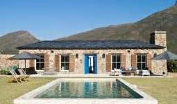 India House self Catering mountain retreat in the heart of the bainskloof valley