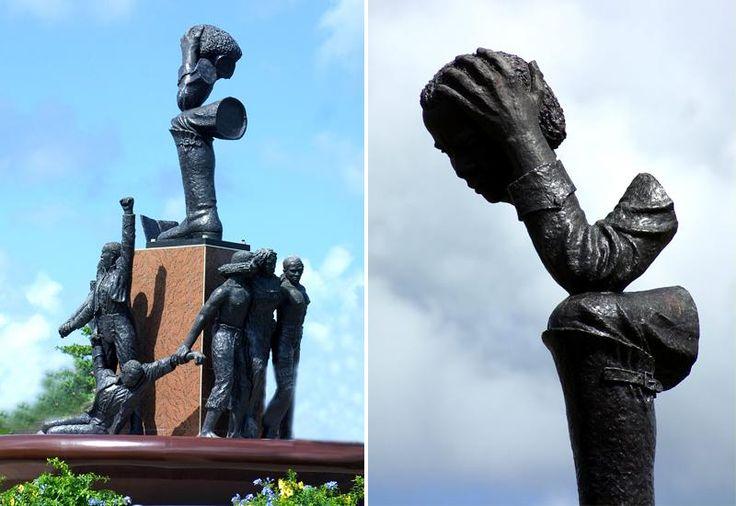 Mémorial du Sacrifice de Delgrès et de ses compagnons, Les Abymes, Guadeloupe