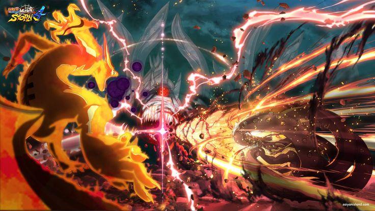 Madara Tearing Sh*t Up In Ultimate Ninja Storm 4 - http://wp.me/p67gP6-1Ki