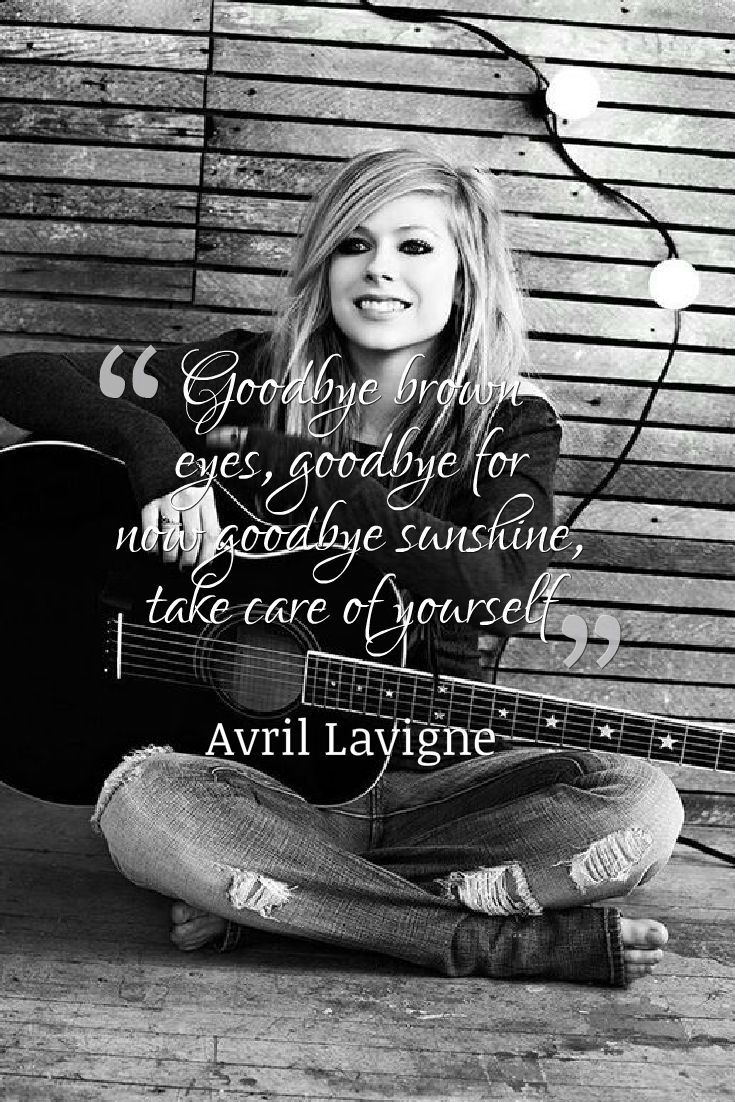 Avril Lavigne - Girlfriend Lyrics | MetroLyrics