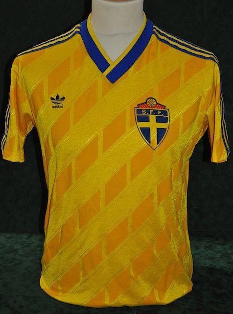 Sweden 1989 v England