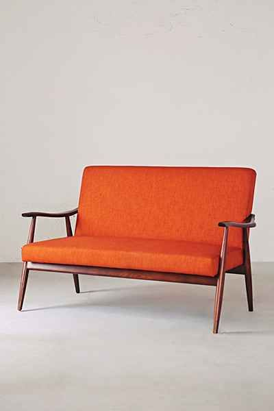 Sterling Wood Frame Sofa - Urban Outfitters