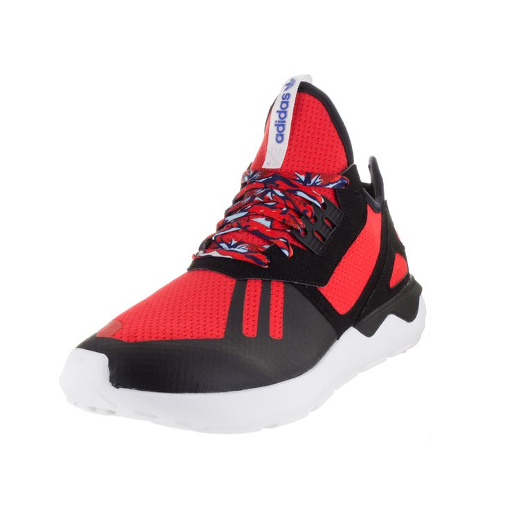 Men\u0027s adidas \u0027Tubular Runner\u0027 Sneaker, Size 11 M - Red, Black