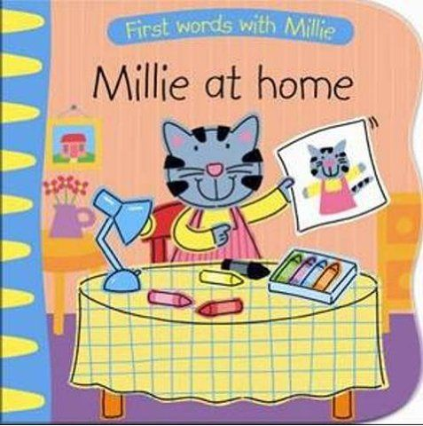 Millie at Home (Millie Board Books)