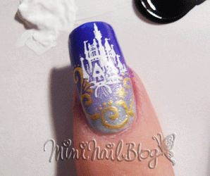 Disney nails! i dont think id actually ever do this.. but its still pretty cool..