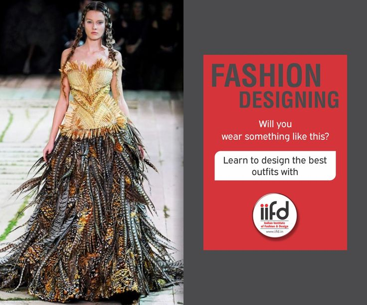 Learn to Design the best Outfits.  Best Fashion Designing Institute - IIFD  Fill online Admission form Now @ http://iifd.in/  For more assistance contact @ 9041766699  #iifd #best #fashion #designing #institute #chandigarh #mohali #punjab #design #admission #india #fashioncourse #himachal #InteriorDesigning #msc #creative #punjab #haryana