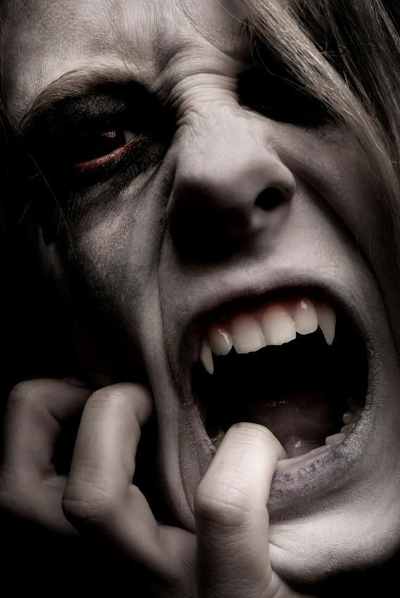 des·per·a·tion: a state of despair, typically one that results in rash or extreme behavior......Vampire Images [Slideshow]