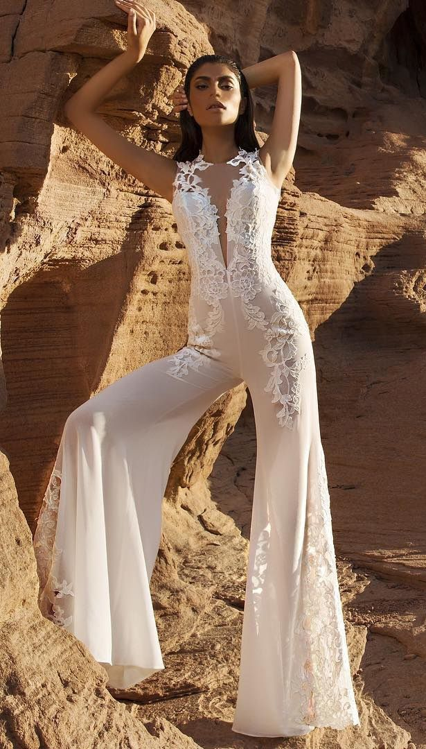 841 Best Images About Dress Alternatives On Pinterest | Wedding Jumpsuit Trouser Suits And ...