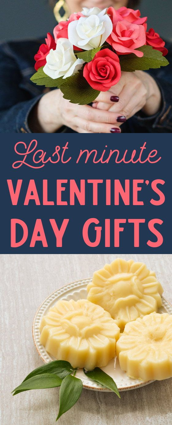 Who says you blew it? There's still plenty of time to snag some super awesome last minute Valentine's Day gifts! Read on to learn how to save face by pulling off those last minute gift ideas in the knick of time with this collection of last minute Valentine's Day gifts you can buy or DIY!