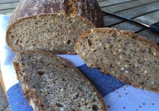 Jednoduchý chlieb aj pre začiatočníkov.