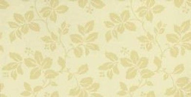 Rose Leaf (68770) - Albany Wallpapers - A small scale floral, trailing leaf design. Shown here in pale yellow. Other colourways are available. Please request a sample for a true colour match. Paste-the-wall product.