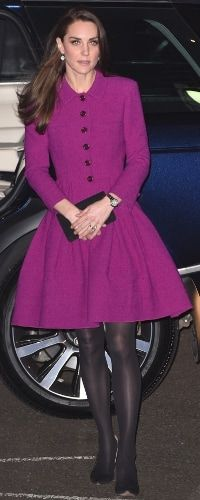 6 Feb 2017 - Duchess of Cambridge attends Guild of Health Writers Conference. Click to read more