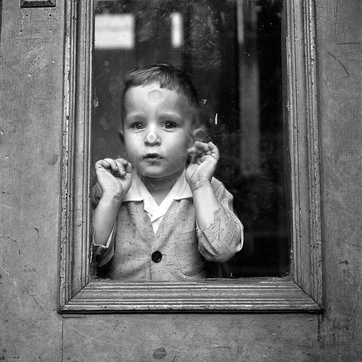Uma descoberta, por acaso, pode revelar uma das grandes fotógrafas do século XX: Vivian Maier.