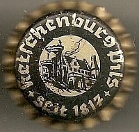 Ketchenburg Pils, bottle cap | Stolberg, Rheinland-Pfalz, Germany