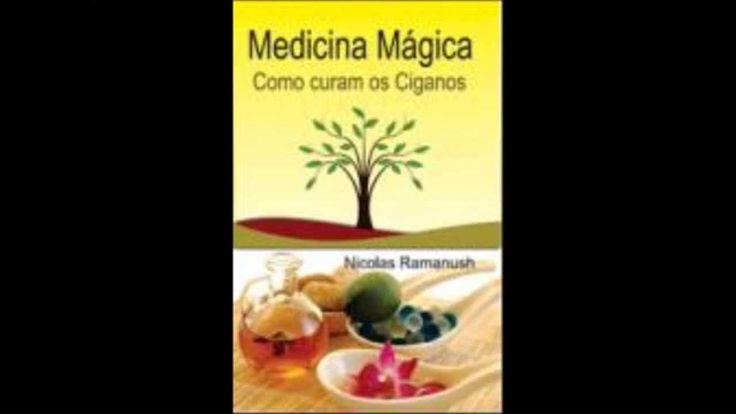 book trailer Medicina Mágica   como curam os ciganos