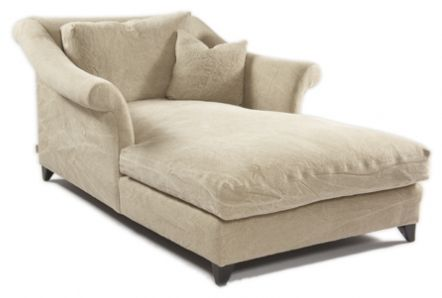 Alfons 2 Arm Chaise @ Ruby Living