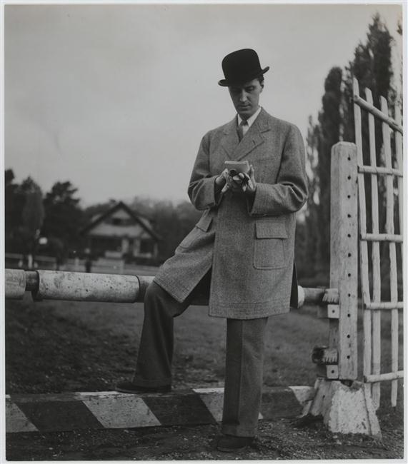 Mode masculine, Vers 1935, Jean Moral