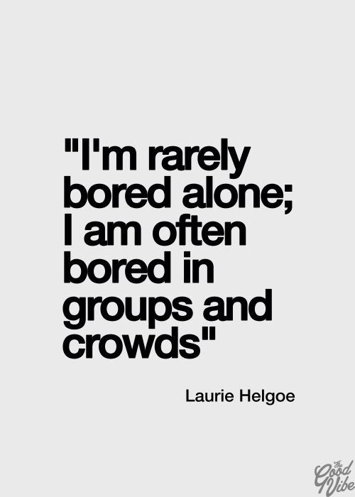 I am boring???