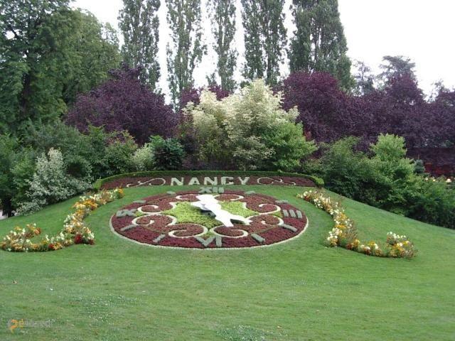 Парк Пепиньер – #Франция #Лотарингия #Нанси (#FR_M) Городской парк в центре Нанси.  ↳ http://ru.esosedi.org/FR/M/1000234967/park_pepiner/