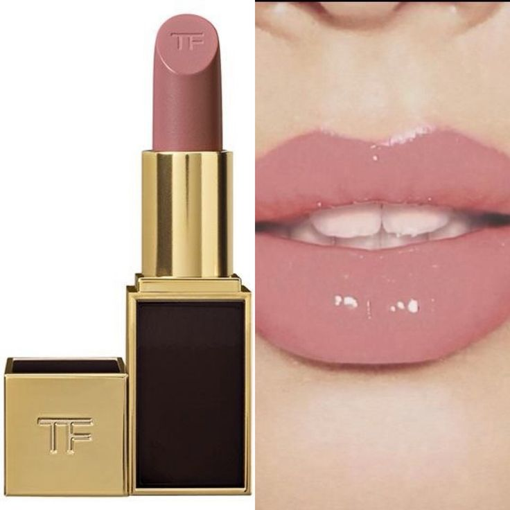 Tom Ford lipstick- Pink Dust
