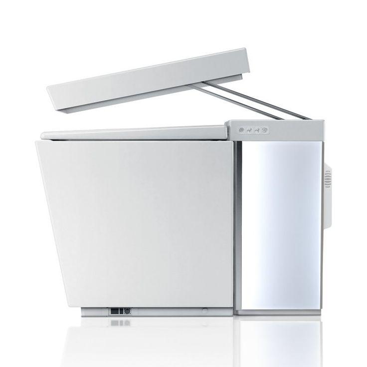 Numi® Intelligent Touchless Toilet from KOHLER [modern bidet-toilet]]