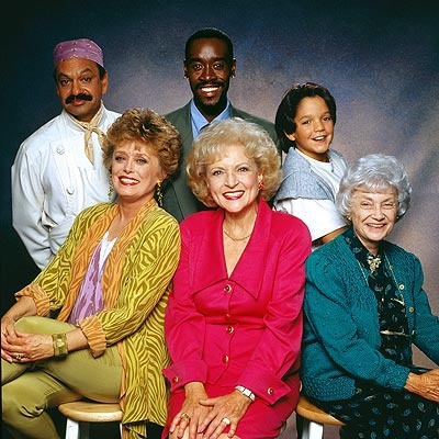 The Golden Palace - Golden Girls spin-off