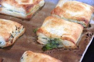 blaetterteigtaschen-feta-spinat-snack