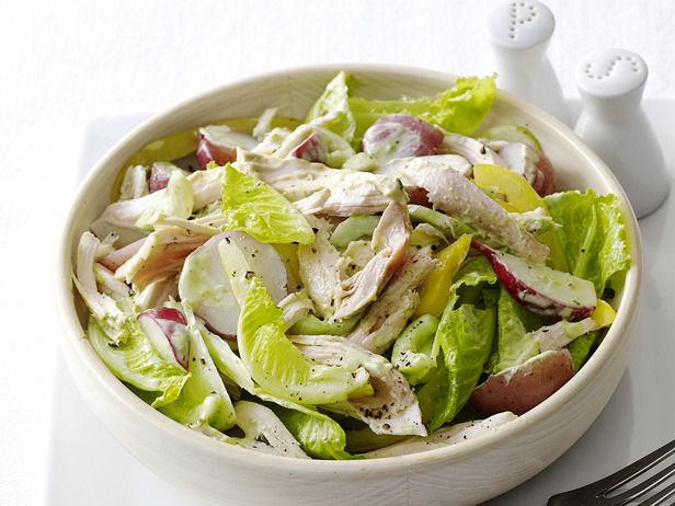 Next Photo: Food Network, Dinners Salad, Chicken Recipes, Chicken Salads, Rotisserie Chicken, Chickensalad, Spring Chicken, Chicken Salad Recipes, Weeknight Dinners