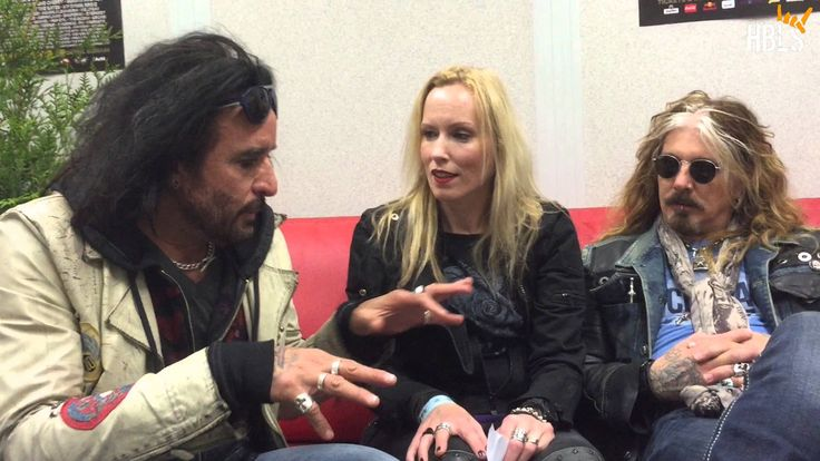 Backstage Encounter with: Marco Mendoza and John Corabi of The Dead Daisies