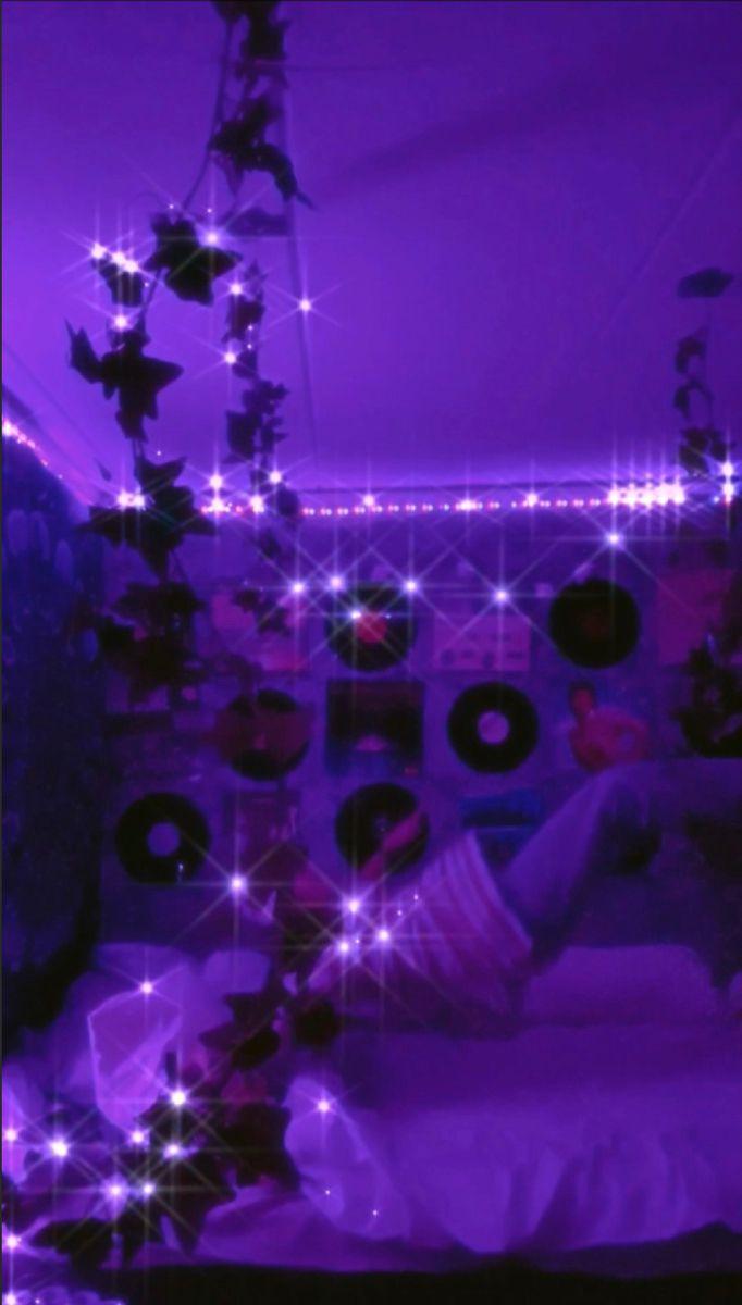 Room Idea Dreamy Room Aesthetic Bedroom Led Lights