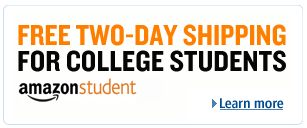 Why all college students should consider joining Amazon Student.