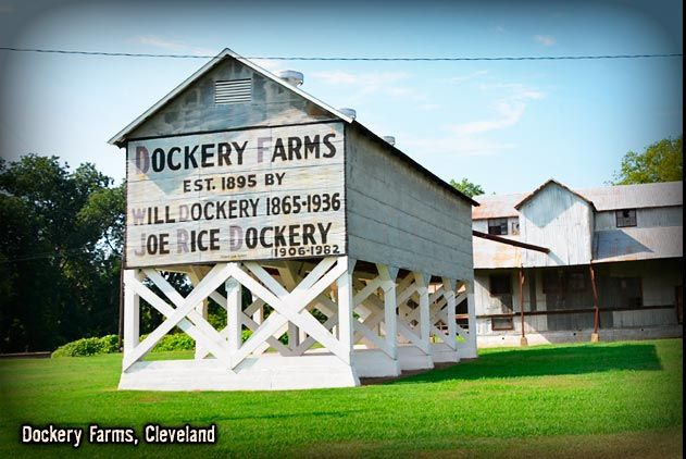 Mississippi Delta - My Mom grew up here - Dockery will always have a special place in my heart.
