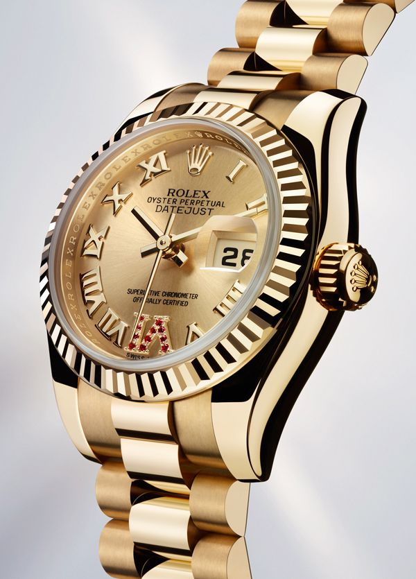 women rolex oyster perpetual datejust - Google Search