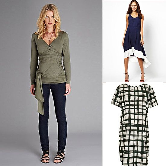 early maternity clothes
