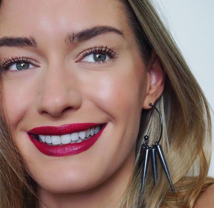Liquid Lipstick - MDMflow Empire State #beauty #makeup #lipstick #liquidlipstick #amodelmoment #mdmflow #empire #state