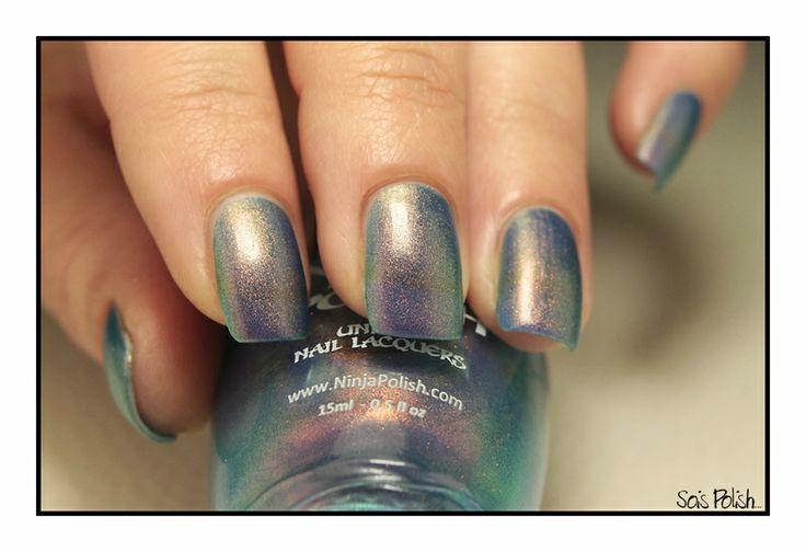 Mystic Glacier - Ninja Polish @Elle_Oh_Die