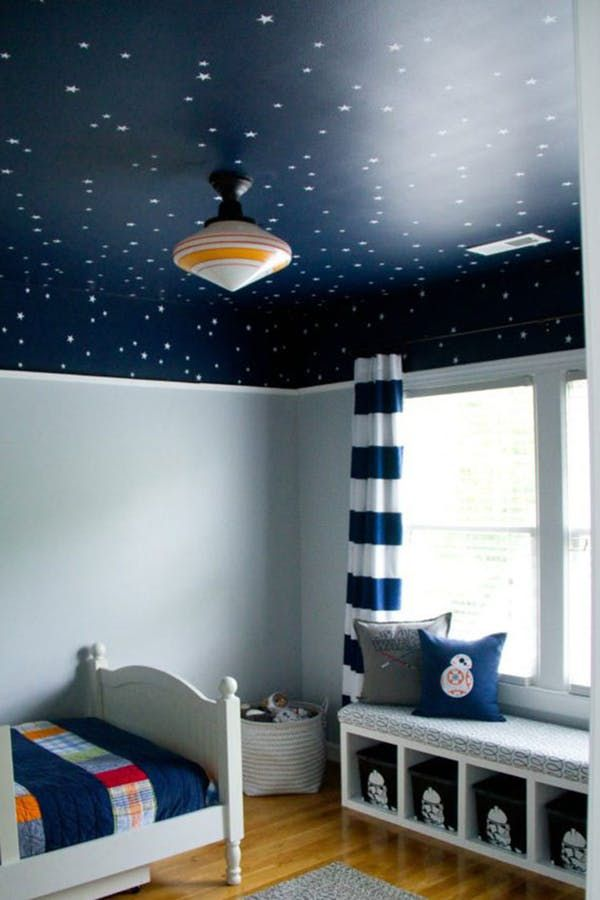 11 Adorable Decor Ideas For A Little Boyu0027s Room Part 48