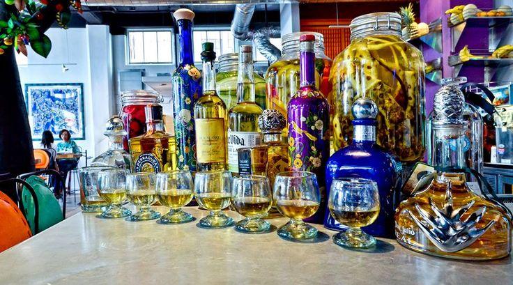 Cheers, JULY 24 it's National Tequila Day / SALUD! 24 de Julio día Nacional del Tequila.