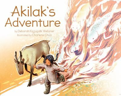 When Akilak must travel a great distance to another camp to gather food, she's not sure she will be able to make it. But with a little help from her grandmother's spirit, and her own imagination to keep her entertained, Akilak manages to turn a long journey into an adventure! Gr. K-2